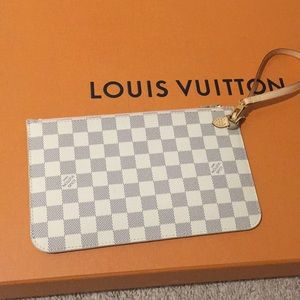 Louis Vuitton Wristlet Pouch